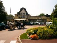 Casino de Palais in Le Touquet-Paris-Plage