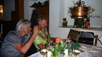 "diner in ""das Swartzen Lam"""