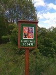 natuurpark Národní Park wordt binnengereden