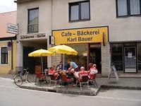 koffiestop in Poysdorf