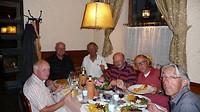 vorstelijk diner in Wenen
