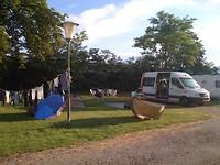 ons kampement in Melk