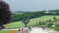 we bezoeken concentratiekamp Mauthausen