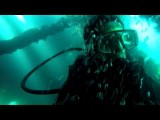 Wreck diving, Puerto Madryn Argentina 2015