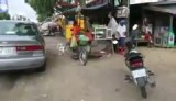 A little impression of the streets in Cambodia