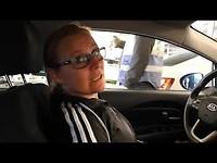 Vervolg van de 'Stay in the car untill ramp comes up '