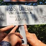 19,20 km tot Assisi