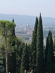 uitzicht op Santa Maria degli Angeli.