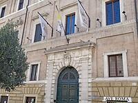 Palazzo van de congregatie van de Salvatorianen