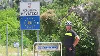 2018 Grens Slovenië met Kroatië