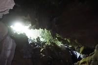 Wandelingetje in de grot