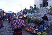 De markt in Chichi