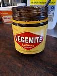 When you genuinely enjoy having Vegemite for brekky everyday....