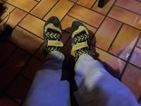 Mijn nieuwe dansschoenen