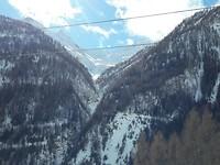 Inkijkje in het dal van de Bergerseehütte