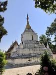 Tempel in de oude stad Wiang Kum Kam