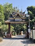 De oude stad Wiang Kum Kam