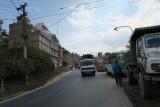 vervoer ook op het dak vanwege brandstofgebrek