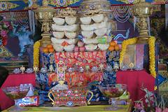de gaven voor boeddha