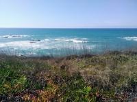 En nog een beetje oceaan.