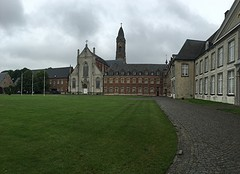De abdij van Tongerlo