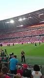 Dag 7 München - wedstrijd