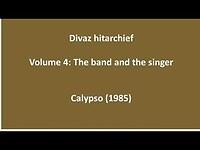 Divaz - Calypso (1985)