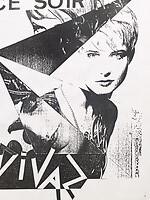 Franse tournee poster - Ce Soir Divaz