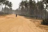 Route de Pêche vanuit Cotonou naar Ouidah