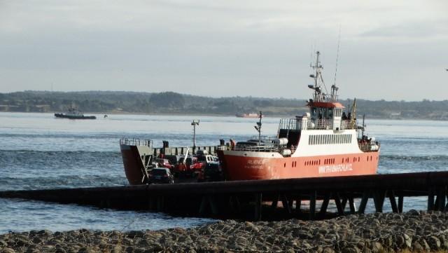 Ferry To Chiloe Island