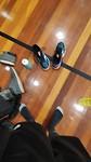 Floorball training