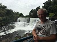 De cascades van Coyah