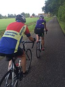 Trainen in Friesland