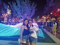 Lichtjes in Xian
