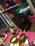 Klein pre-birthday party voor onze Duitse vriendin Sophia!