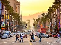 This is LA