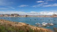 There we are: Lake Powell