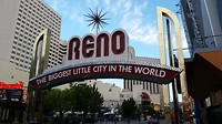 Reno, tthe biggest little city in the world