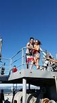 Op de oorlogsschepen van San Fran