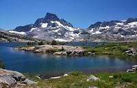 Mammoth Lakes Mountains