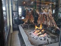 Vlees in de etalage
