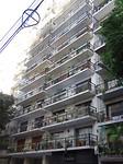 Flats, balkons, planten