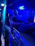 Slaapbus Quezon naar Legazpi