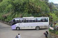 Bus Banaue naar Quezon city