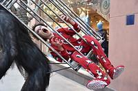 Helloween in Las Vegas