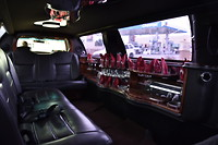 Uitgerekte limousine
