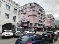 Ohrid appartementen complex