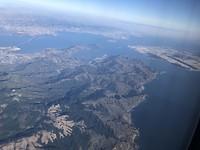 Landing ingezet naar San Francisco