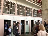 Alcatraz Island - isoleercellenblok
