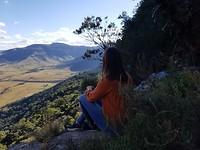 Uitzicht waterval